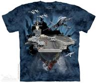 Aircraft Carrier T Shirt