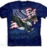 The Eagle Talon Patriotic Adult T-Shirt