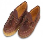 The Grizzly Mocs are top-of-the line luxury soft-bottom moccasins