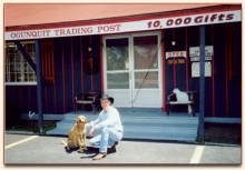 The Logan Family, Ogunquit Trading Post, Ogunquit Maine