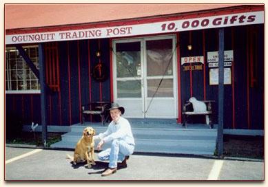 The Logan Family, Ogunquit Trading Post, Ogunquit Maine