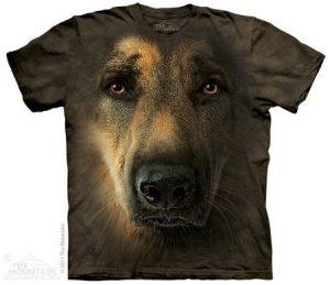 Adult German Sheperd T-Shirt