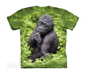 Kojo Lowland Gorilla T-Shirt